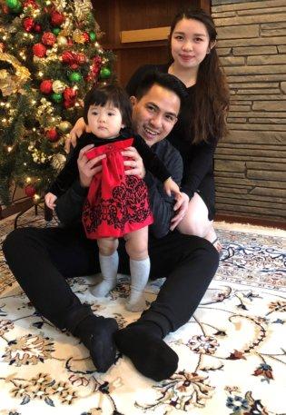 Luke Vo And Family 2