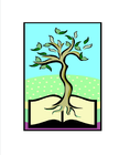 32894582 logo tree in book
